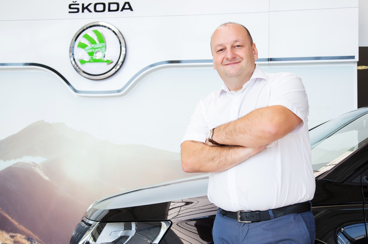 Олександр Чернов: «Відсоток клієнтів, які замовляють автомобіль без візиту до автоцентру – ще невисокий, але він постійно зростає»