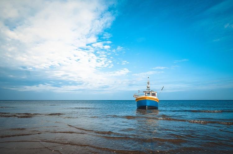 В Криму затримали українське судно «ЯОД 2105»