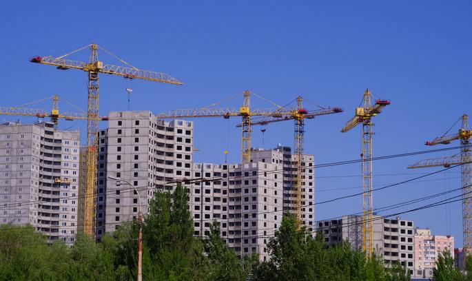 Середня вартість квадратного метра в новобудовах Києва протягом 12 місяців піднялась на 8% – дослідження