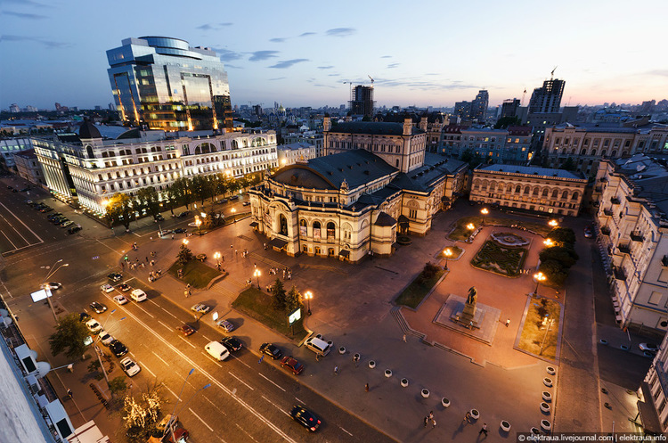 Вогні великого міста: як зробити Київ комфортним європейським мегаполісом