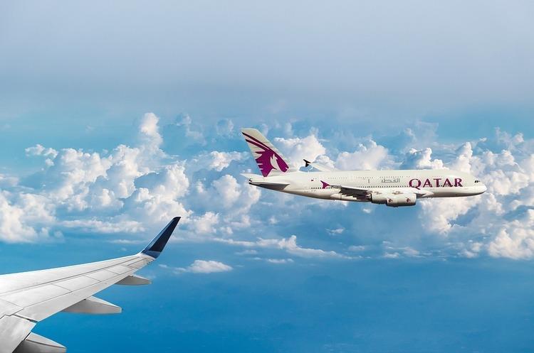 Qatar Airways втратила $69 млн через блокаду з боку Саудівської Аравії, ОАЕ, Єгипту та Бахрейну