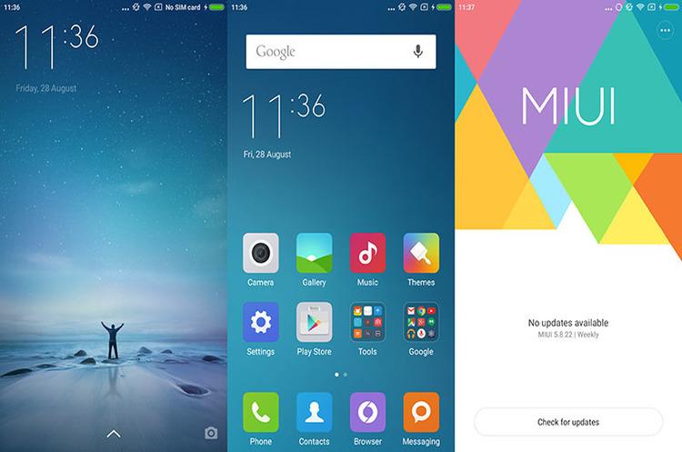 У дешеві телефони Xiaomi вбудована реклама, яка не відключається