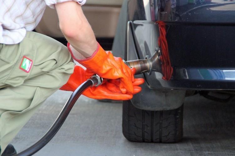 Транзит скрапленого газу територією України скоротився в серпні на 22%