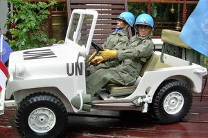 Миротворцы в Донбассе: смогут «голубые каски» вернуть оккупированные территории