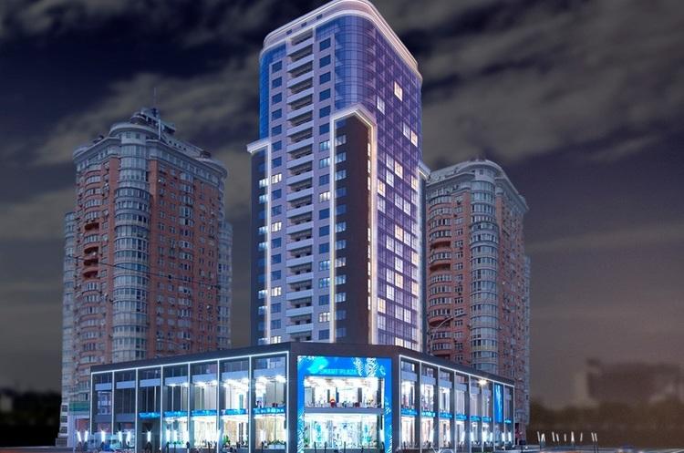 Відкриття ТРЦ Smart Plaza Obolon у Києві заплановано на 30 листопада