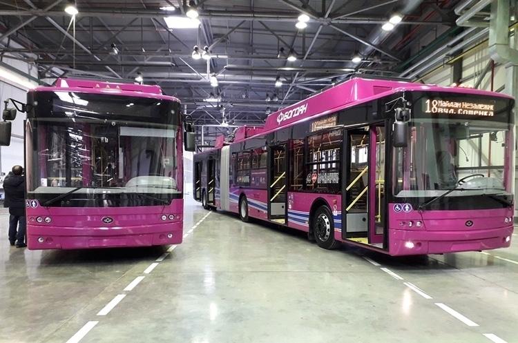 Харківський «Електроважмаш» уклав угоду із «Богданом» на виготовлення двигунів для тролейбусів