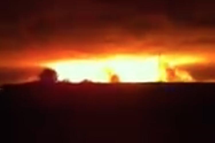 Вибухи на 6-му арсеналі: 38 населених пунктів евакуюють (ДОПОВНЮЄТЬСЯ)