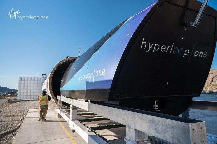 Квиток на Hyperloop не перевищуватиме вартості проїзду швидкісним потягом – Бренсон
