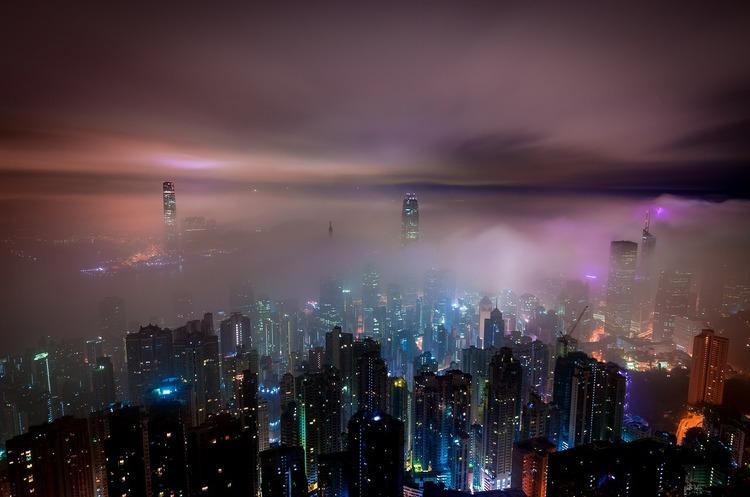 Гонконг буде створювати штучні острови і будувати на них житлові будинки