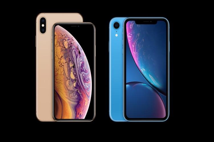 Нові iPhone коштуватимуть від 38 тисяч грн