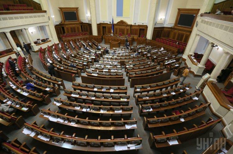 Ремонт сесійної зали Ради обійдеться у 6 млн грн