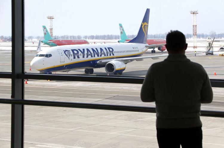 Ryanair розпродає квитки до Європи за ціною від 9,9 євро