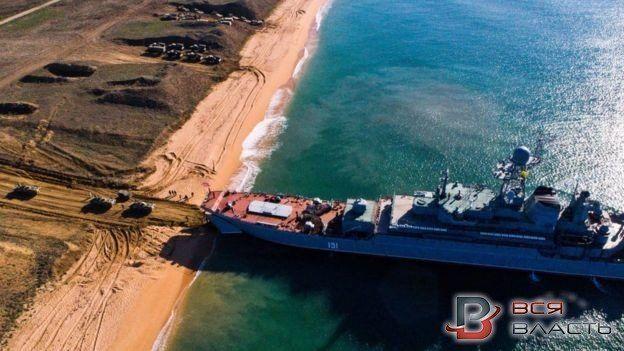 Адмірал ВМС України розповів, якою буде військова база на Азовському морі