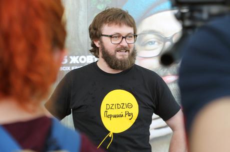 Михайло Хома: «Треба зацікавлювати людей, щоб вони мали час на тебе і твою ідею»