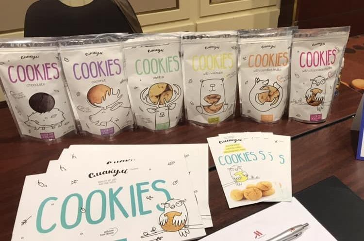 Експортні історії: як підкорити Емірати безглютеновим печивом з України