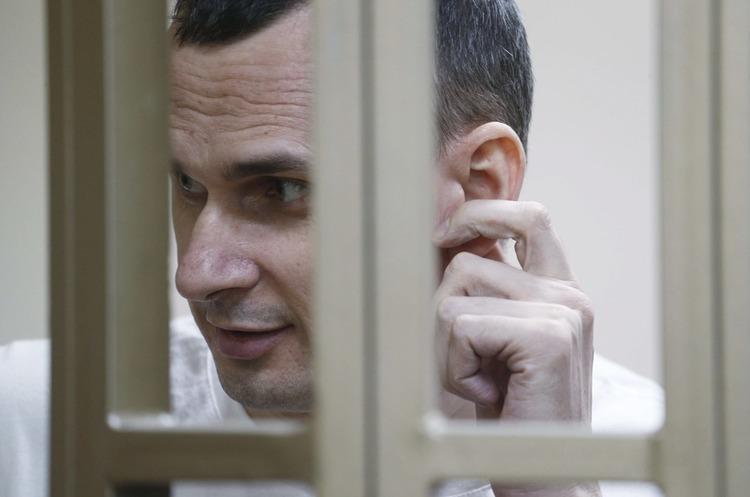 Олег Сенцов став лауреатом престижної премії ім. Сахарова в галузі прав людини
