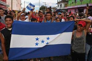 Исход из Гондураса: почему караваны мигрантов движутся к границе США