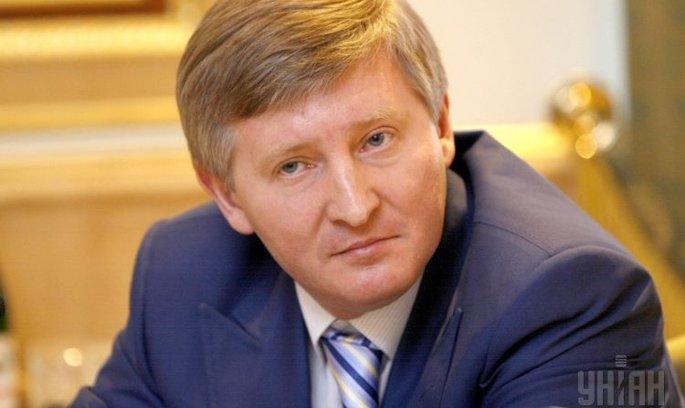 Ахметов став найбагатішою людиною України