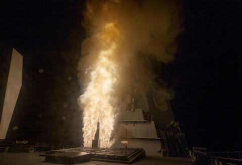 У США успішно пройшла випробування нова ракета-перехоплювач SM-3 (ВІДЕО)