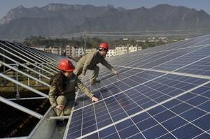 Солнце и ветер Поднебесной: КНР идет на рекорды в возобновляемой энергетике