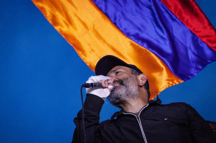 Вірменська мрія: як колишній журналіст змінює країну