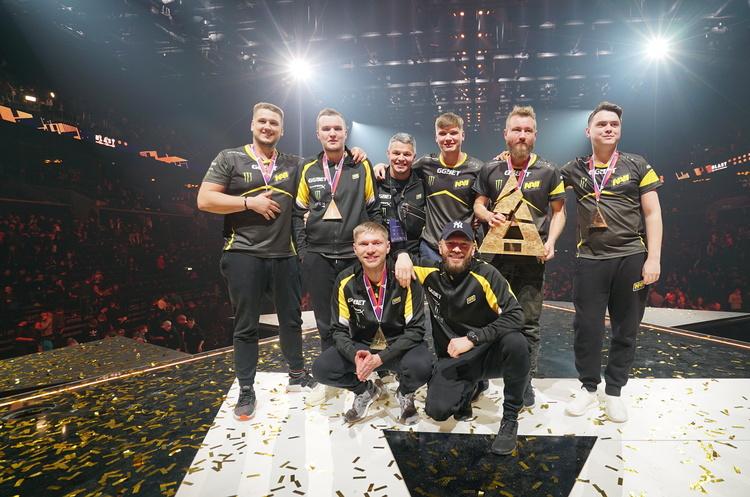 Українські кіберспортсмени виграли світові змагання з Counter-Strike