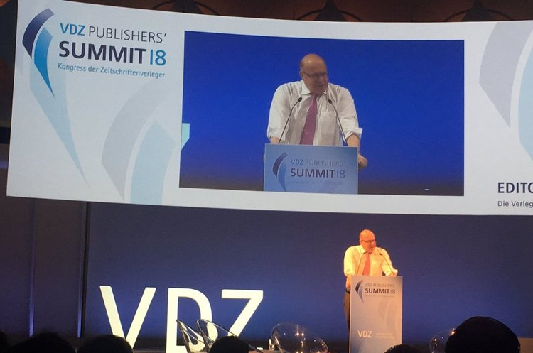 «Північний потік-2» - не заміна, а доповнення до транзиту газу Україною – міністр економіки ФРН