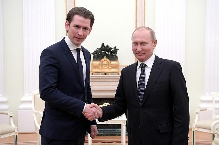 Міністр МЗС Австрії скасувала візит в Росію через шпигунський скандал