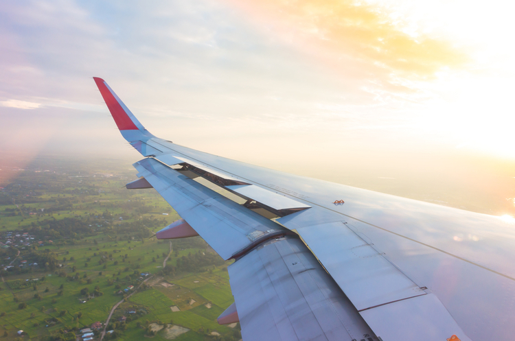 Мінінфраструктури: 85,2% рейсів українських авіакомпаній з аеропортів України виконано вчасно