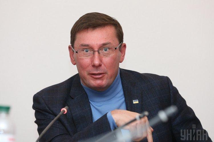 Президент Порошенко не прийняв відставку генпрокурора Луценко