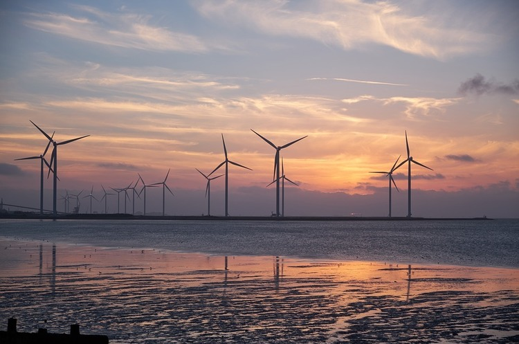 Вітроферми в Шотландії за жовтень забезпечили 98% усієї необхідної електроенергії