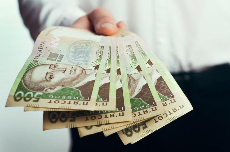 Заборгованість по зарплатні в Україні становить 2,6 млрд грн