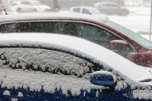 Минулої доби через непідготовлених до ожеледиці та снігопаду водіїв сталося 1358 ДТП (ОНОВЛЕНО)