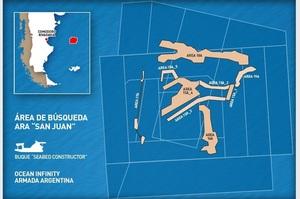 На дні океану знайдено аргентинську субмарину, яка зникла рік тому