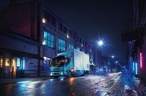 Volvo отримала грант у майже $45 млн на проект з електровантажівками