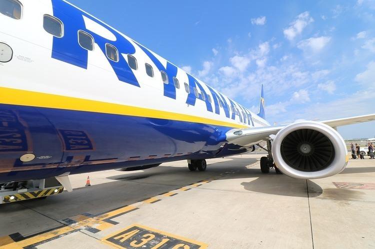 <b>Оновлено</b>: Ryanair планує інвестувати в Україну близько 1,5 млрд євро