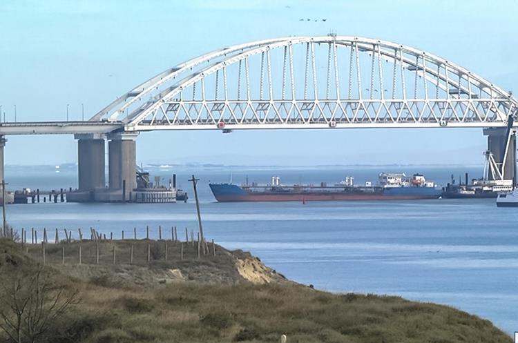 Обмеження на прохід цивільних суден через Керч-Єнікальський канал скасовано