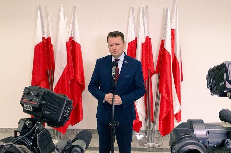 Російські війська вже офіційно атакують Україну – Міноборони Польщі