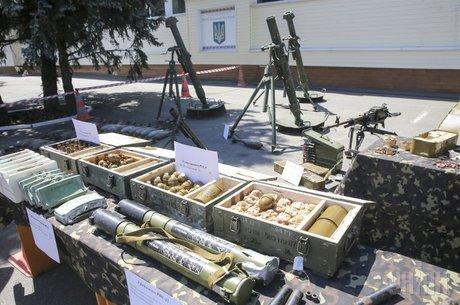 Стволы раздора: сколько в Украине нелегального оружия