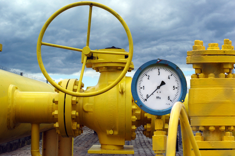 Україна скоротила імпорт газу на 22,8% за 11 місяців