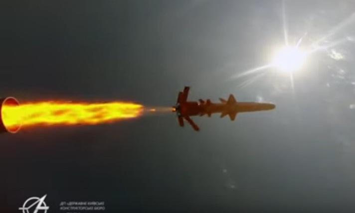 Українська протикорабельна крилата ракета «Нептун» пройшла успішні випробування – Полторак (ВІДЕО)