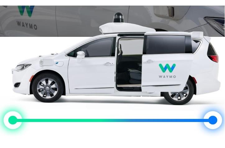 Waymo першою в світі запустила службу безпілотних таксі