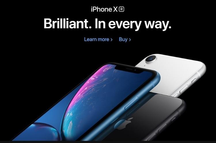 Apple знижує ціни на iPhone XR більш як на $300 через низькі продажі