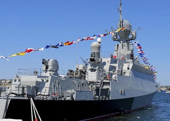РФ направляє до Криму новий малий ракетний корабель