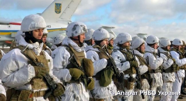 Десантно-штурмові підрозділи ЗСУ передислоковують на найбільш небезпечні ділянки кордону з РФ