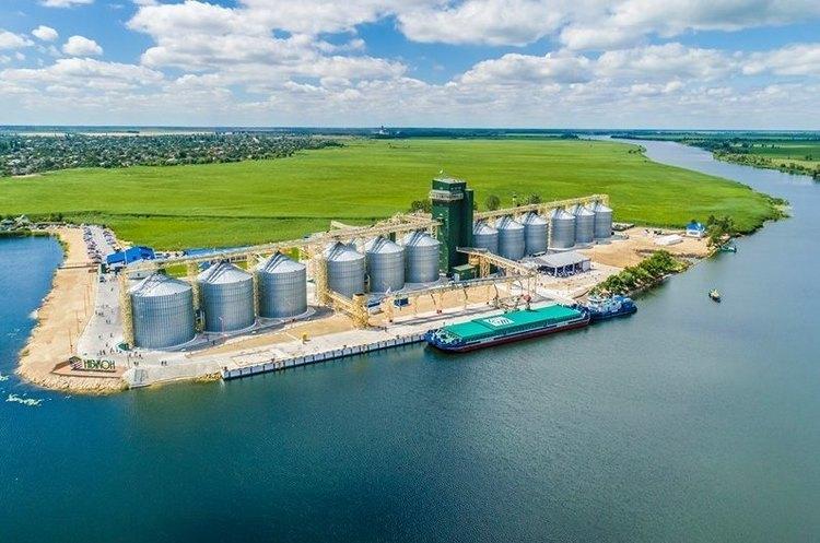 Аграрний гігант «Нібулон» планує побудувати новий річковий порт