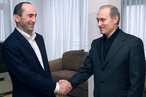 Екс-президента Вірменії арештовано за розгін мітингів і «повалення конституційного ладу»