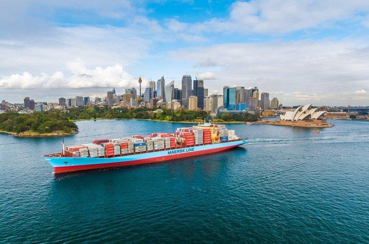 Найбільший морський вантажоперевізник Maersk хоче відмовитися від викопного палива
