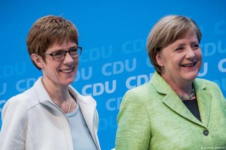 Цугцванг для «Нафтогазу»: чи заборонить наступниця Ангели Меркель «Північний потік – 2»
