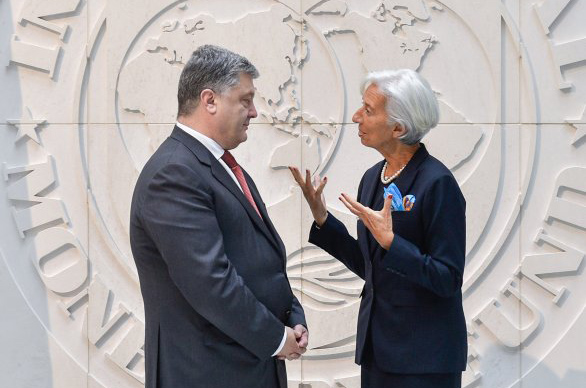 МВФ схвалив нові $3,9 млрд для України